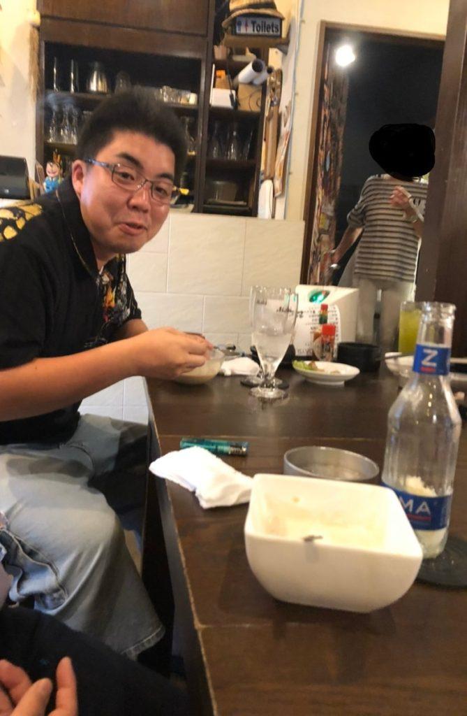 2019-8-18 小林先生誕生日会!からのシャインマスカット!