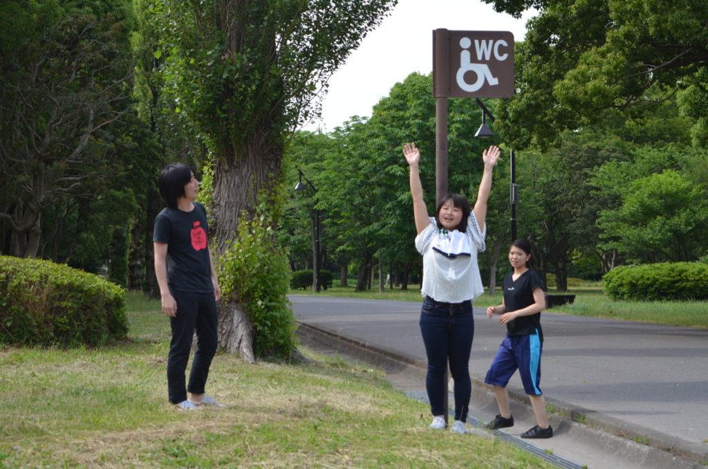 5/29 院内大掃除後からのBBQ in 水元公園 《続き》