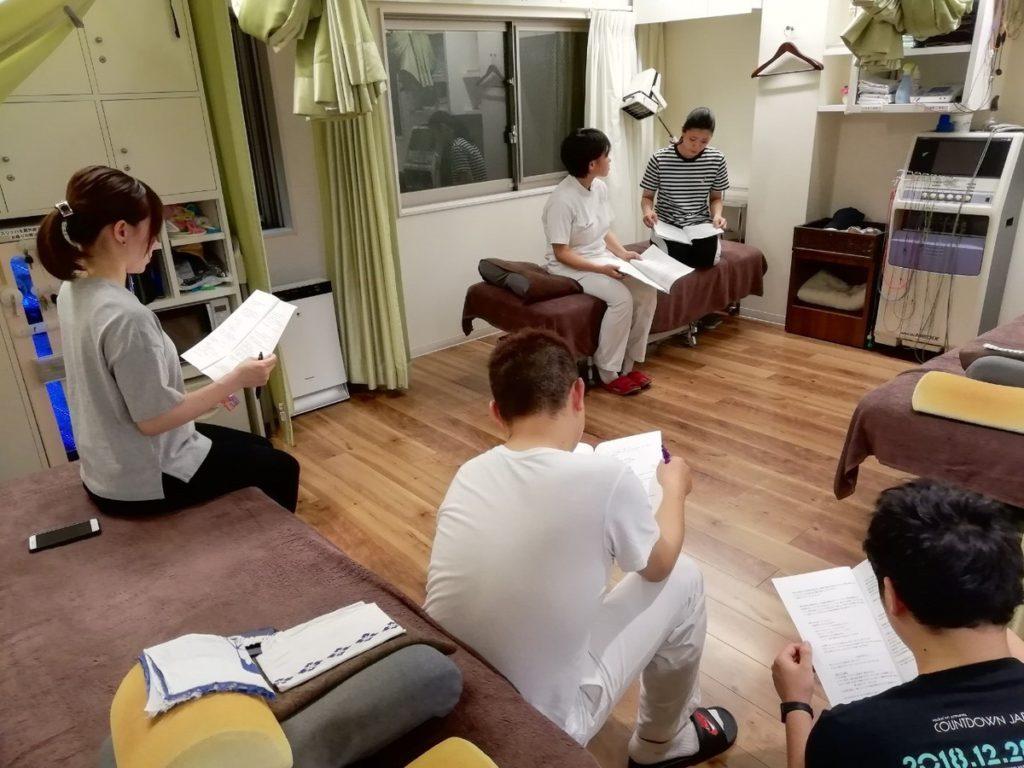 6月25日 勉強会&熊谷先生の送別会を行いました!