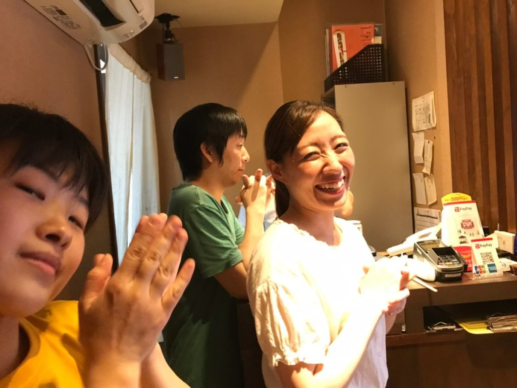 2019-7-20 東京都足立区の花火大会に行ってきました!